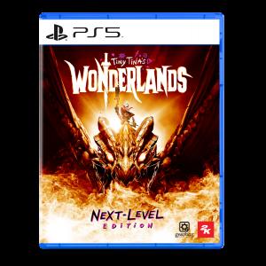 Tiny Tina's Wonderlands Next Level PS5 Preorder