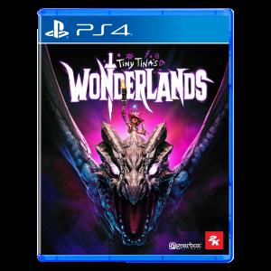 Tiny Tina's Wonderlands PS4 Preorder