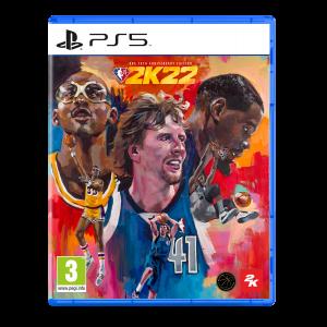 NBA 2K22 75TH Anniversary Edition PS5 Preorder