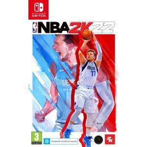 NBA 2K22 Standard Edition SWITCH