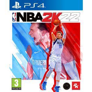 NBA 2K22 Standard Edition PS4