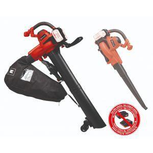 Akumulatorski usisavač/puhač lišća Einhell GE-CL 36/230 Li E-Solo