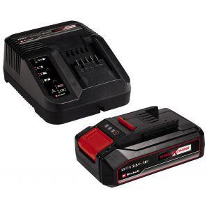 Aku set punjač i baterija Einhell 18V 2.5 Ah PXC Starter Kit