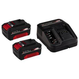 Aku set punjač i baterije Einhell 36V, 2x3.0 Ah PXC Starter Kit