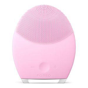 Uređaj za čišćenje lica FOREO LUNA™ 2 Pearl Pink - Normal Skin