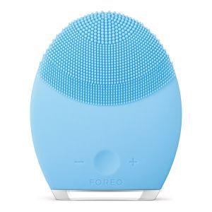 Uređaj za čišćenje lica FOREO LUNA™ 2 Aquamarine - Combination Skin