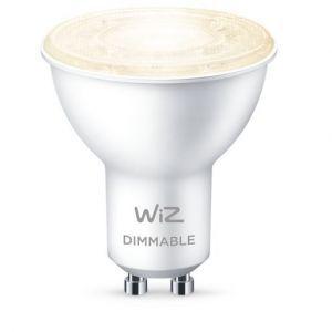 Žarulja Wiz  BLE 50W GU10 DIM, Warm White, Wi-Fi