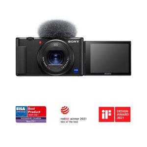 Digitalni fotoaparat Sony za vlogove ZV-1