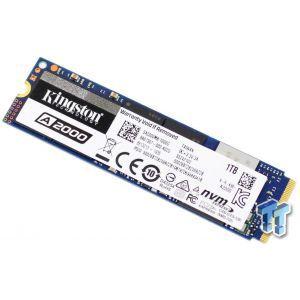 SSD 1 TB Kingston A2000 PCIe M.2 2280 NVMe