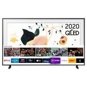 "TV 75"" Samsung The Frame QLED 75LS03T lifestyle"