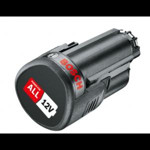 Aku baterija Bosch PBA 12 V / 2,5 Ah, O-B