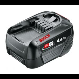 Aku baterija Bosch PBA 18 V / 4,0 Ah W-C