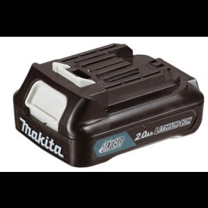 Aku baterija Makita Li-ion 12 V 2,0 Ah BL1021B