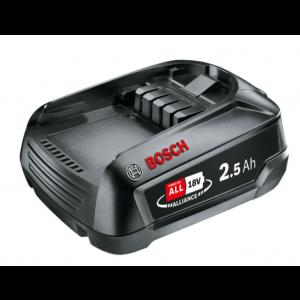 Aku baterioja Bosch PBA 18 V / 2,5 Ah W-B