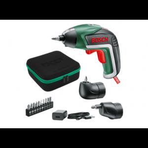 Aku odvijač Bosch IXO V - Full Set