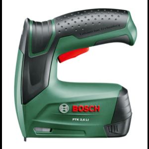 Aku pribijač Bosch PTK 3,6 LI (USB punjač, 1 x 1,5 Ah)