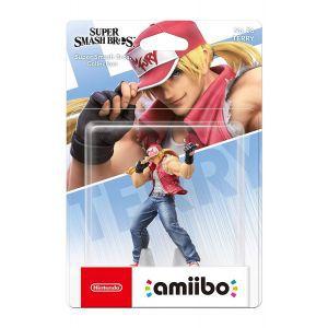 Amiibo Super Smash Bros Terry no 86