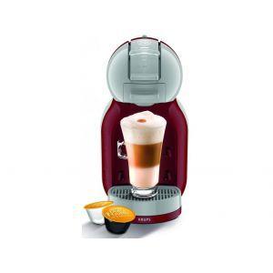 Aparat za kavu Krups KP120531 Mini Me red artic grey W