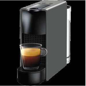 Aparat za kavu Nespresso ESSENZA MINI Grey & Aeroccino