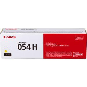 Canon toner CRG-054HY, žuti