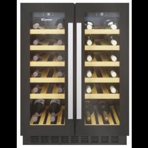 Hladnjak vinski ugradbeni Candy CCVB 60D/1