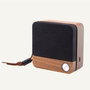 KSIX Eco Speak bežični zvučnik napravljen od drva BT 4.2 TWS funkcija