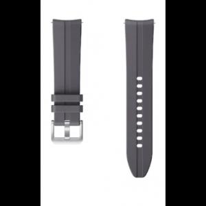 Outlet_Dodatni silikonski remen za Samsung Galaxy Watch 3 (20mm, S/M) sivi ET-SFR85SJEGEU