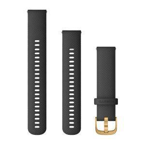 Zamjenski remen Garmin za Venu 20mm - Back (Gold kopča)