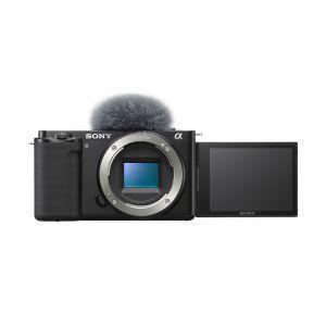 Digitalni fotoaparat Sony za vlogove ZV-E10+ objektiv 16-50 mm