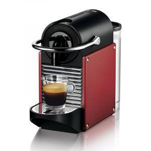 Aparat za kavu Nespresso PIXIE Carmine Red D61-EUDRNE-S