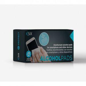 KSIX maramice za dezinfekciju sa 70% alkohola za smartphone 100 komada u pak.