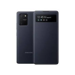 Outlet_Clear View maska za Samsung Galaxy S10 Lite crna EF-EG770PBEGEU - IZLOŽBENI UREĐAJ