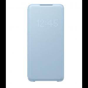 Outlet_LED View maska za Samsung Galaxy S20 nebesko plava EF-NG980PLEGEU