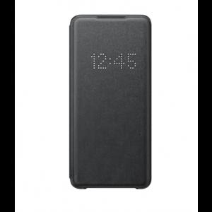 Outlet_LED View maska za Samsung Galaxy S20 Ultra crna EF-NG988PBEGEU