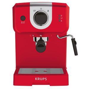 Aparat za kavu Krups XP320530 espresso kava, crveni