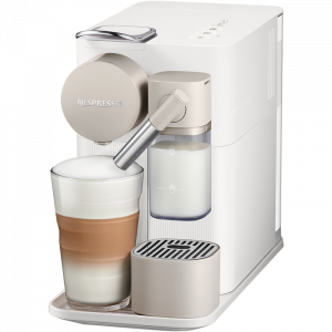 Aparat za kavu Nespresso LATTISIMA ONE White F111-EUWHNE-S