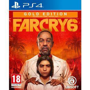 Far Cry 6 Gold Edition PS4 Preorder