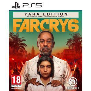 Far Cry 6 Yara Special Day 1 Edition PS5 Preorder