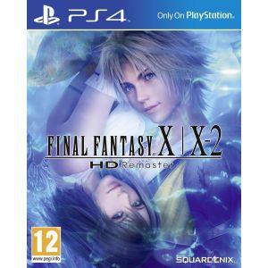 Final Fantasy X/X-2 HD Remastered PS4