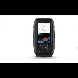 Fishfinder Garmin Striker Vivid 4cv (s krmenom sondom CHIRP 77/200kHz/ClearVü GT20-TM, 4-pin), GPS