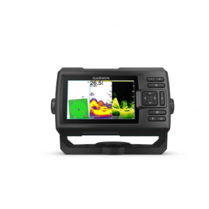 Fishfinder Garmin Striker Vivid 5cv (s krmenom sondom CHIRP 77/200kHz/ClearVü GT20-TM, 4-pin), GPS