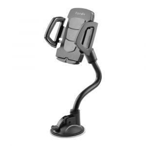 Fonex univerzalni auto držač za uređaje do 6.5'' vakuum crni