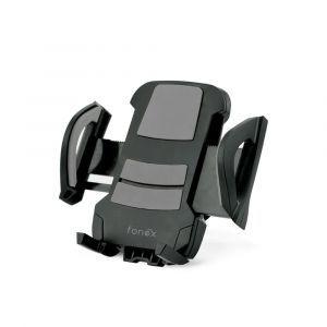 Fonex univerzalni auto držač za ventilaciju 360° rotacija crni