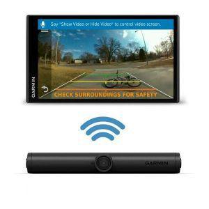 "Auto navigacija Garmin Camper 780MT-D Europe +  BC 40 kamera , 7"" kamper mod"