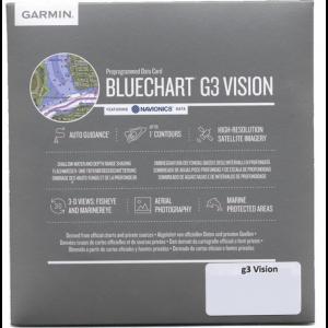 Nautička karta Garmin BlueChart kartica g3 HXEU 014R (od Istre do Otranta)