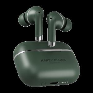 Happy Plugs Air1 ANC bežične slušalice zelene