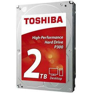 HDD Toshiba P300 2TB, 64MB, 7200rpm