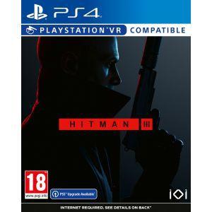 Hitman 3 PS4 Standard Edition
