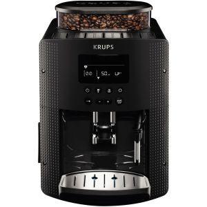 Aparat za kavu Krups EA815B70 tamno sivi, espresso kava