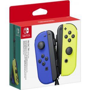 Nintendo Switch Joy-Con Pair Neon Blue & Neon Yellow